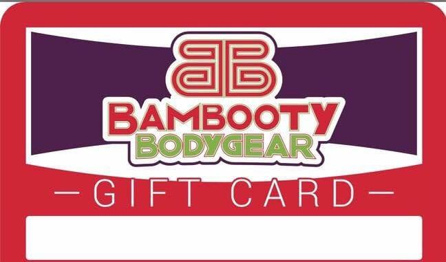 Bambooty Bodygear Gift Card