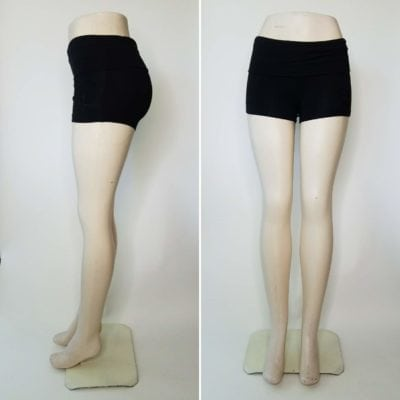 Bambooty Booty Short Black