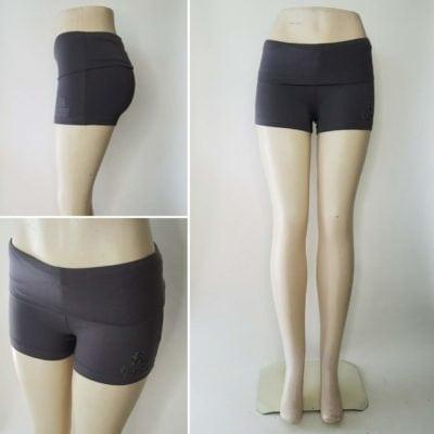 Bambooty Booty Short Slate Gray