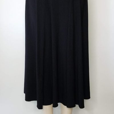 Bambooty Maxi Skirt Black