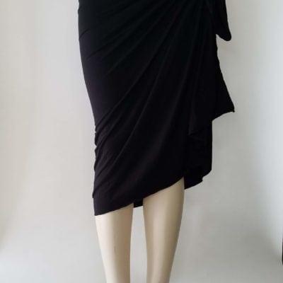 Bambooty Sarong Black