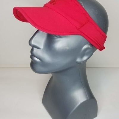 Bambooty Red Visor