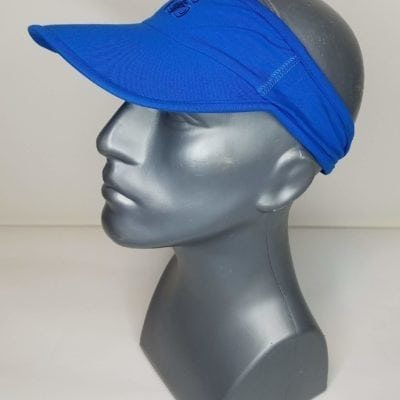 Bambooty Royal Blue Visor