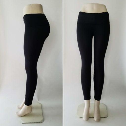 Bambooty Yoga Pant Black