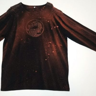 Long Sleeve Crew 2xl 03 Dragon