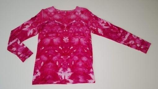 Ladies Long Sleeve Vneck HD XL 02