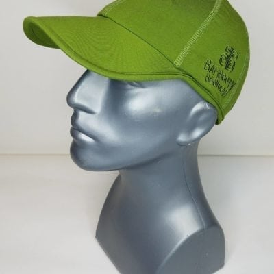 Bambooty Brim Lime Green