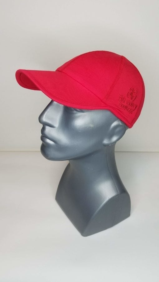 Bambooty Brim Red