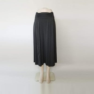 Heather Gray Elegance Skirt
