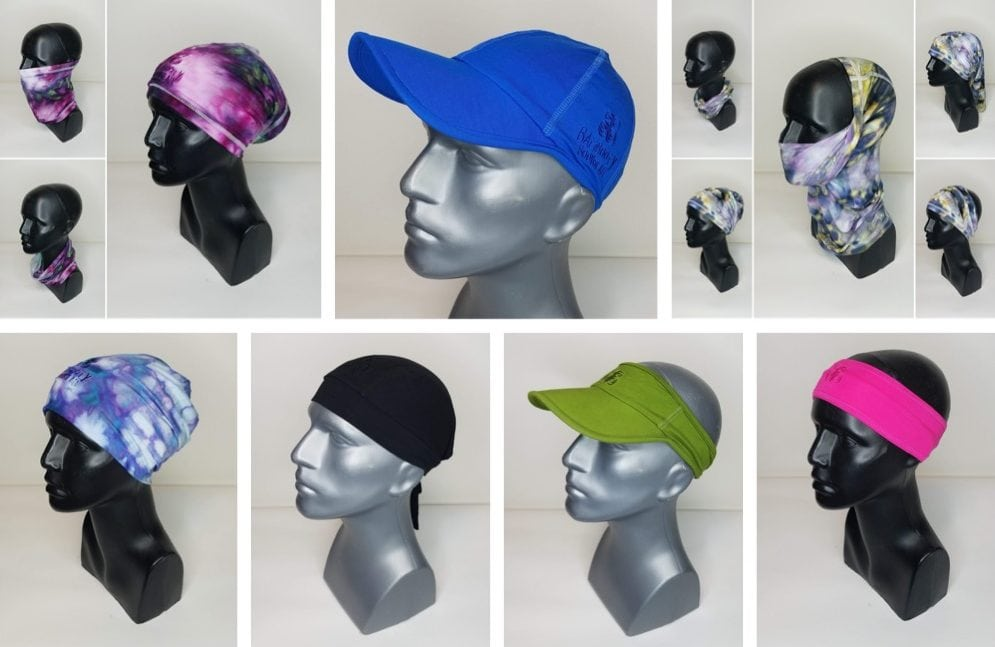 Headgear Collage All Styles