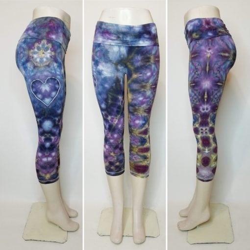 Bambooty-Capri-Yoga-Pants-Hand-Dyed-05