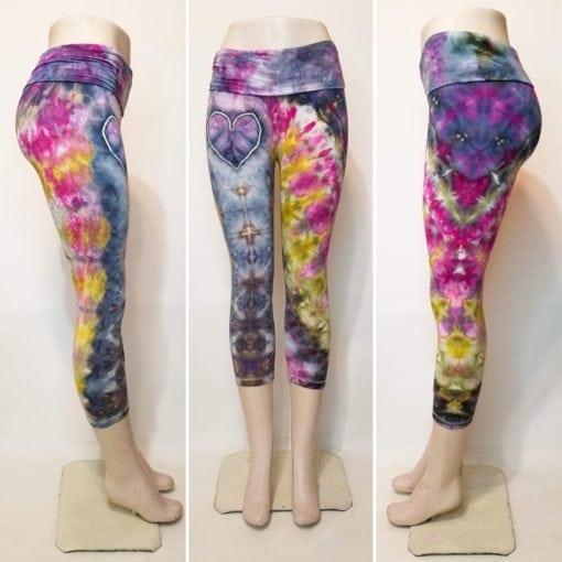 Bambooty-Capri-Yoga-Pants-Hand-Dyed-08