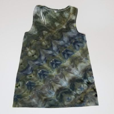 Bambooty Racer Back Tank Top Large HD 06