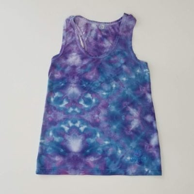 Bambooty Racer Back Tank Small HD 06