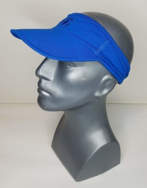 Bambooty Visor Royal Blue