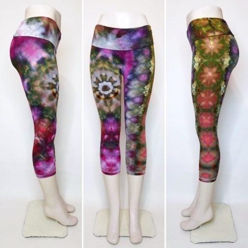 Bambooty-Capri-Yoga-Pants-Hand-Dyed-10