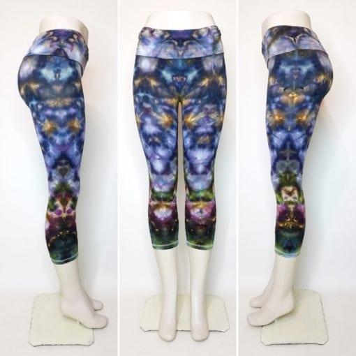 Bambooty-Capri-Yoga-Pants-Hand-Dyed-27