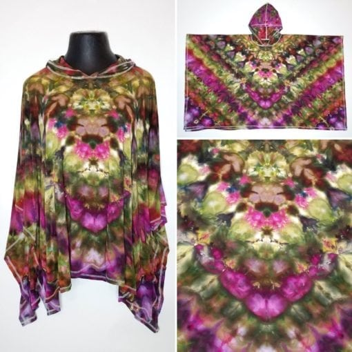 Bambooty-Hooded-Poncho-Hand-Dyed-13