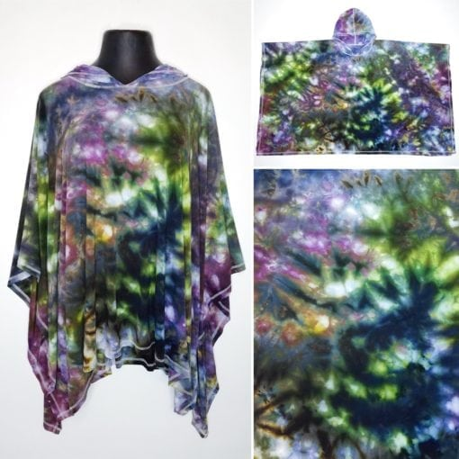 Bambooty-Hooded-Poncho-Hand-Dyed-15