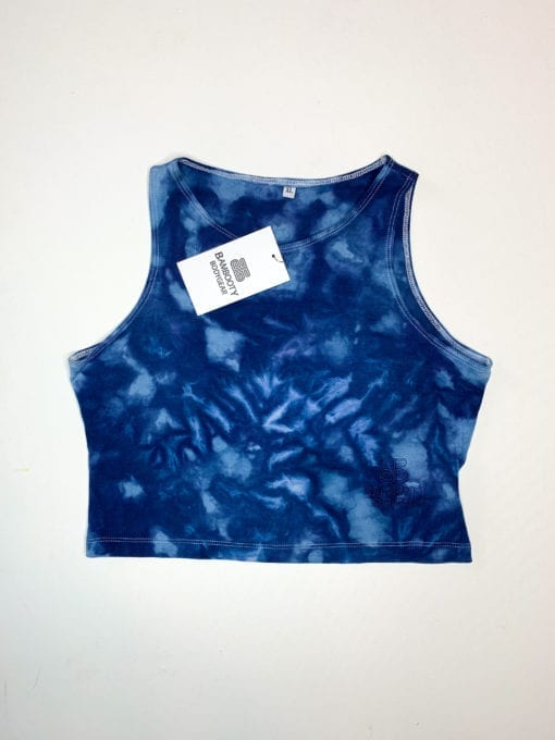 Bambooty-Crop-Top-Extra-Large-Hand-Dyed-23