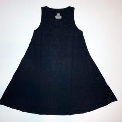 Classic-black-swing-dress