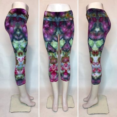 Bambooty-Capri-Yoga-Pants-Hand-Dyed-39