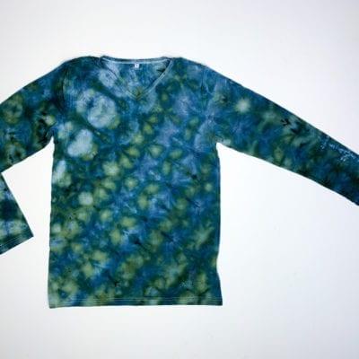 Ladies-VNeck-long-sleeve-Large-HD9