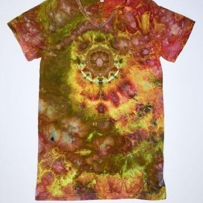 Bambooty-Short-Sleeve-medium-VNeck-T-shirt-HD-2002