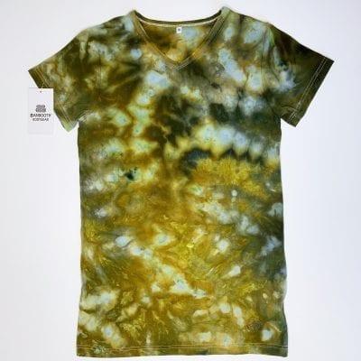 Bambooty-Short-Sleeve-medium-VNeck-T-shirt-HD-2009