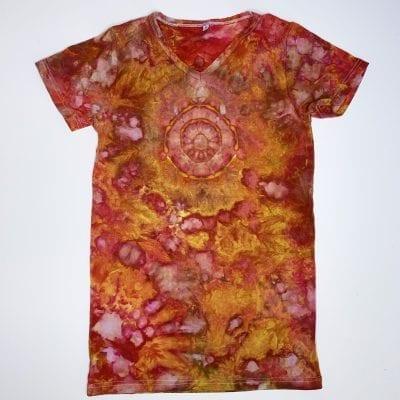 Bambooty-Short-Sleeve-small-VNeck-T-shirt-HD-39