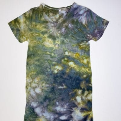Bambooty-Short-Sleeve-small-VNeck-T-shirt-HD-50