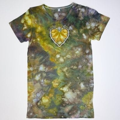 Bambooty-Short-Sleeve-small-VNeck-T-shirt-HD-52