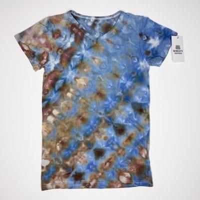 Bambooty-Short-Sleeve-small-VNeck-T-shirt-HD-53