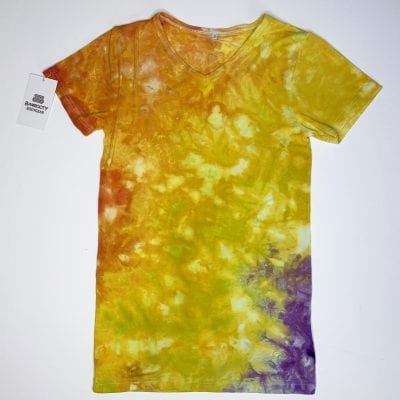 Bambooty-Short-Sleeve-small-VNeck-T-shirt-HD-61