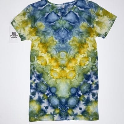 Bambooty-Short-Sleeve-small-VNeck-T-shirt-HD-60